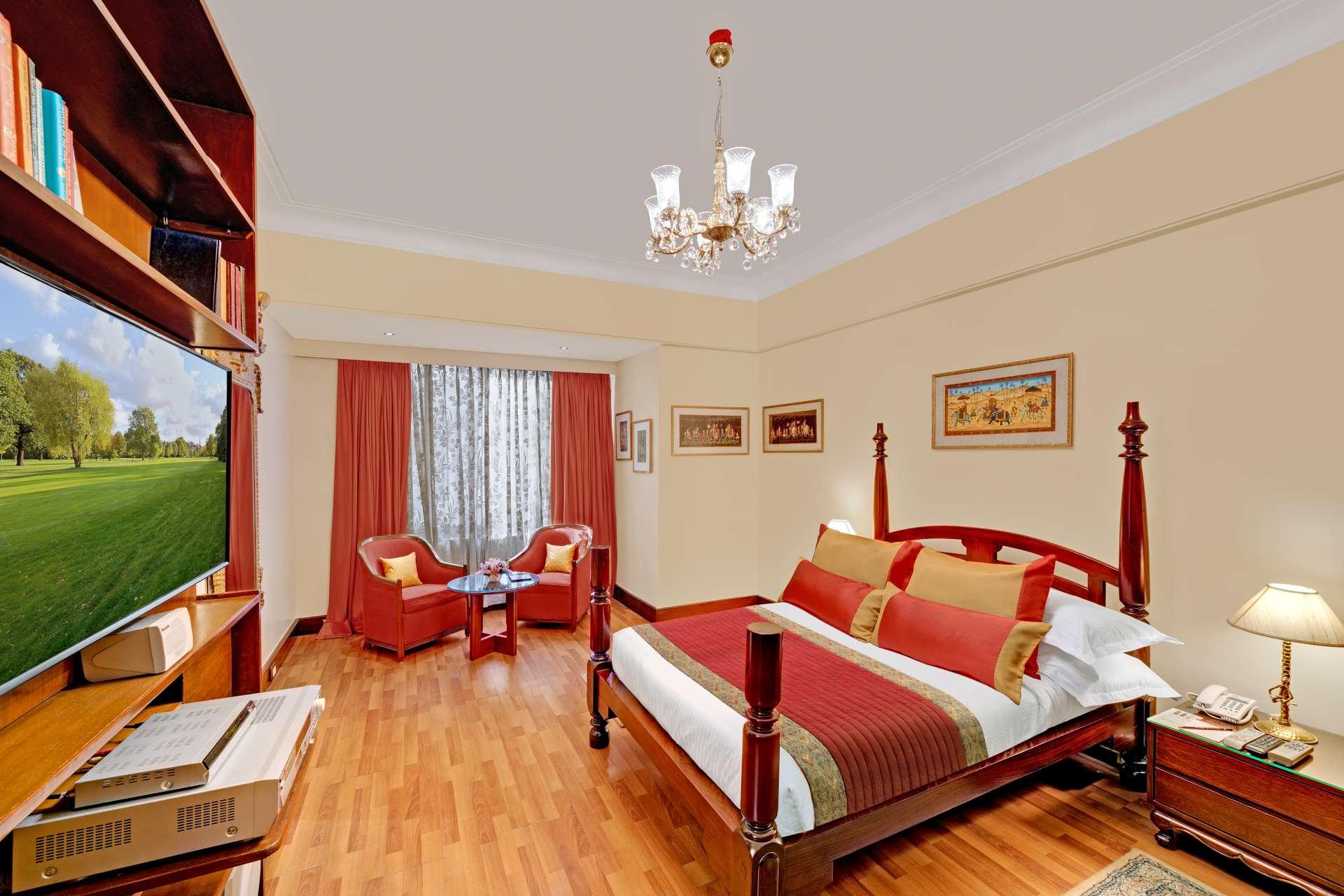 the ambassdador Presidential Suite Room - The Ambassador | Heritage Hotels in Mumbai, Aurangabad, Chennai - Presidential Suite