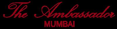 Logo of The Ambassador Hotel Mumbai 4 Star Hotel near Marine Drive msk ggz4t6 - The Ambassador | Heritage Hotels in Mumbai, Aurangabad, Chennai - Voucher