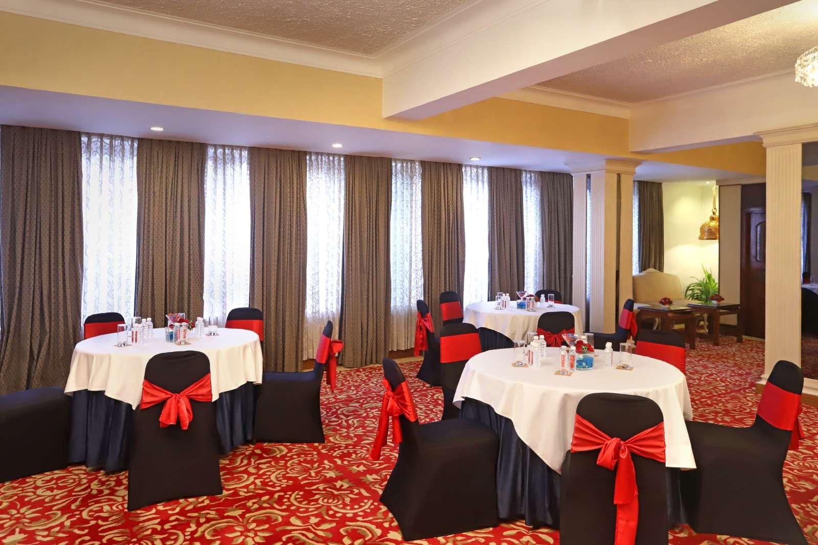 47 Banquet Hall - The Ambassador | Heritage Hotels in Mumbai, Aurangabad, Chennai - The Ambassador Mumbai
