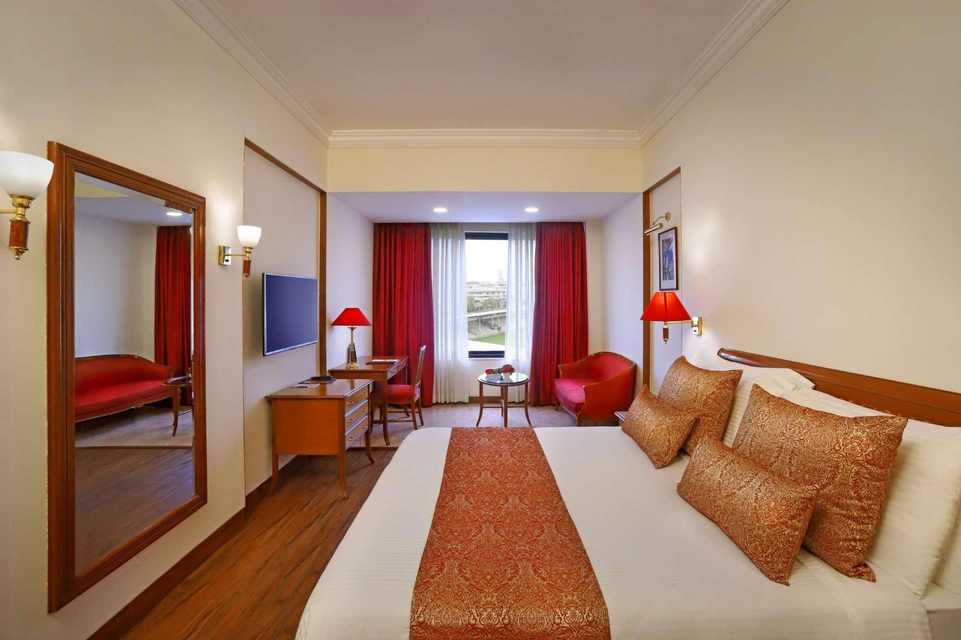 the ambassador executive room banner - The Ambassador | Heritage Hotels in Mumbai, Aurangabad, Chennai - Our Rooms