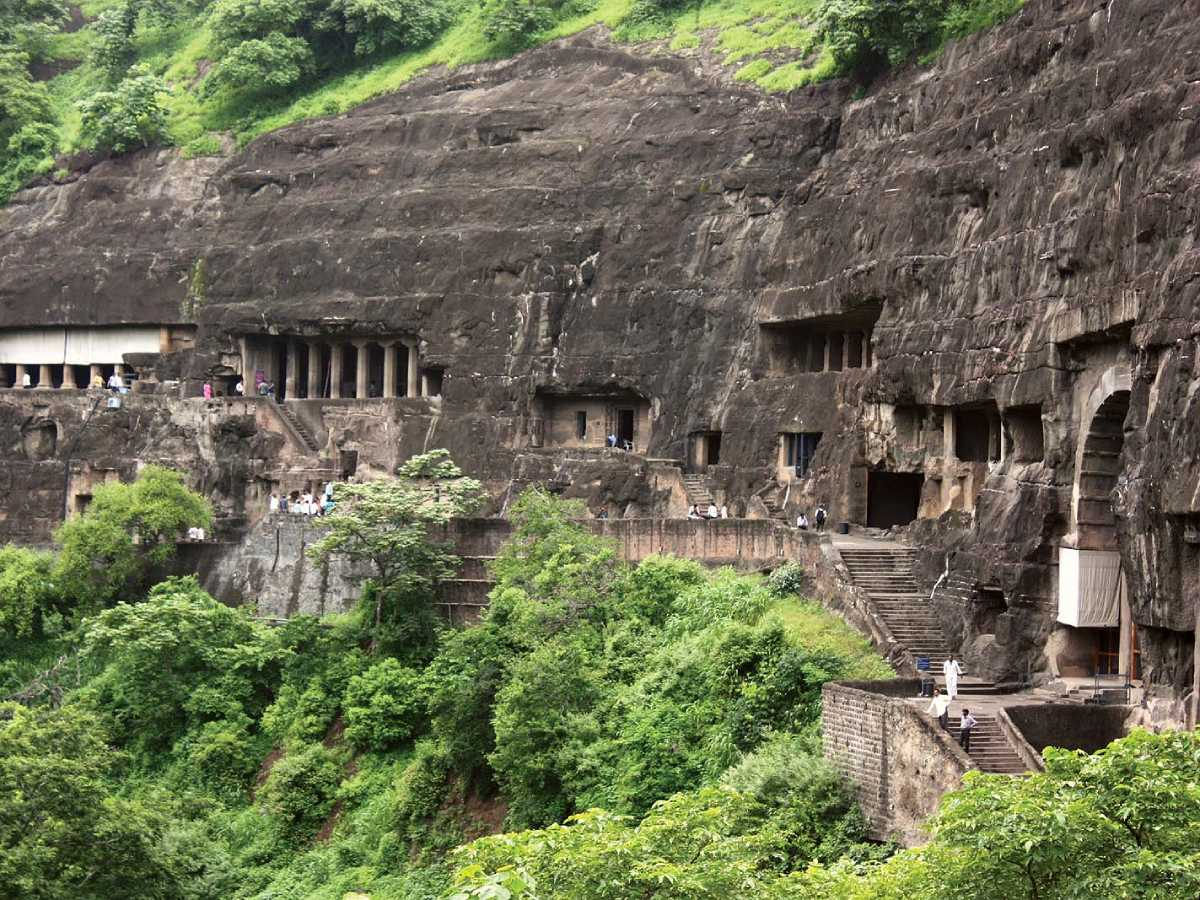 Ajanta Caves Maharashtra India - The Ambassador | Heritage Hotels in Mumbai, Aurangabad, Chennai - Long Stay Offer