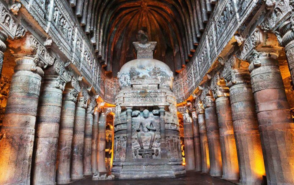 Ajanta Caves indiajpg - The Ambassador | Heritage Hotels in Mumbai, Aurangabad, Chennai - Blogs
