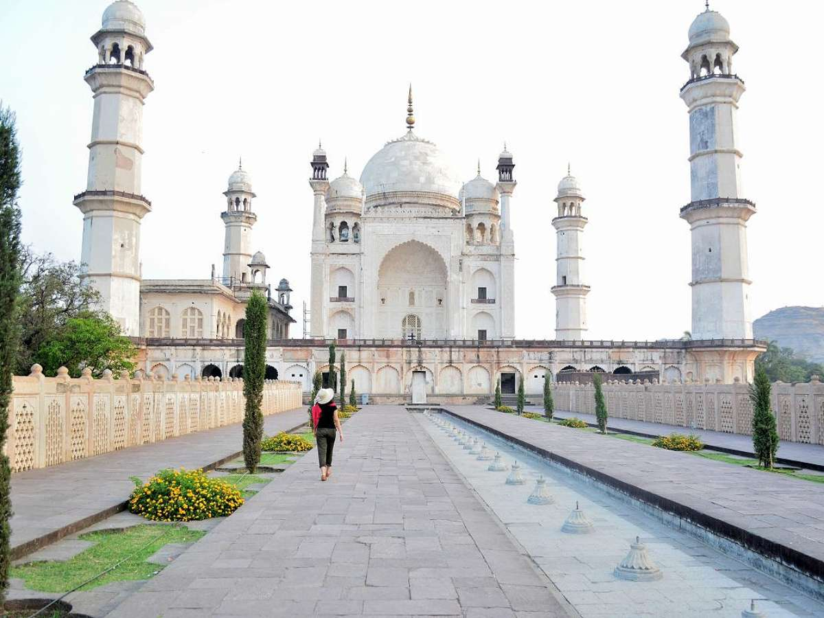 Bibi Ka Maqbara - The Ambassador | Heritage Hotels in Mumbai, Aurangabad, Chennai - Long Stay Offer