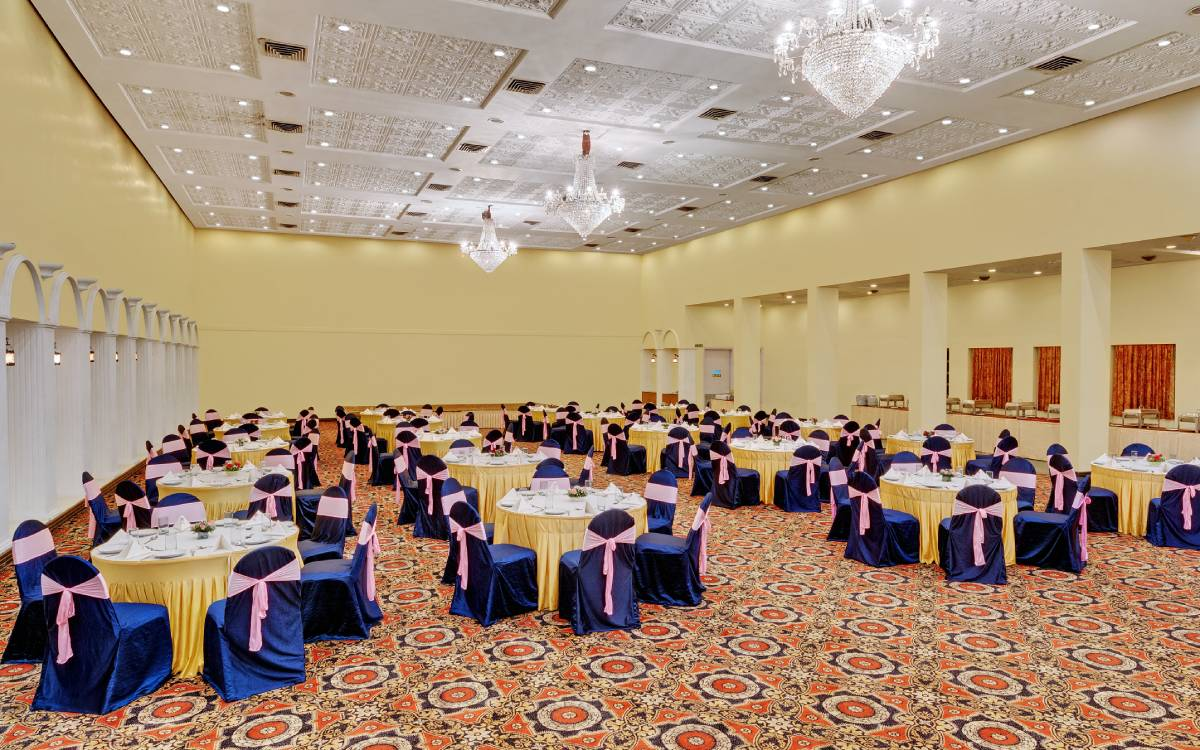 Dynasty chennai ambassador pallava meeting banquet 1 - The Ambassador | Heritage Hotels in Mumbai, Aurangabad, Chennai - Meetings & Events