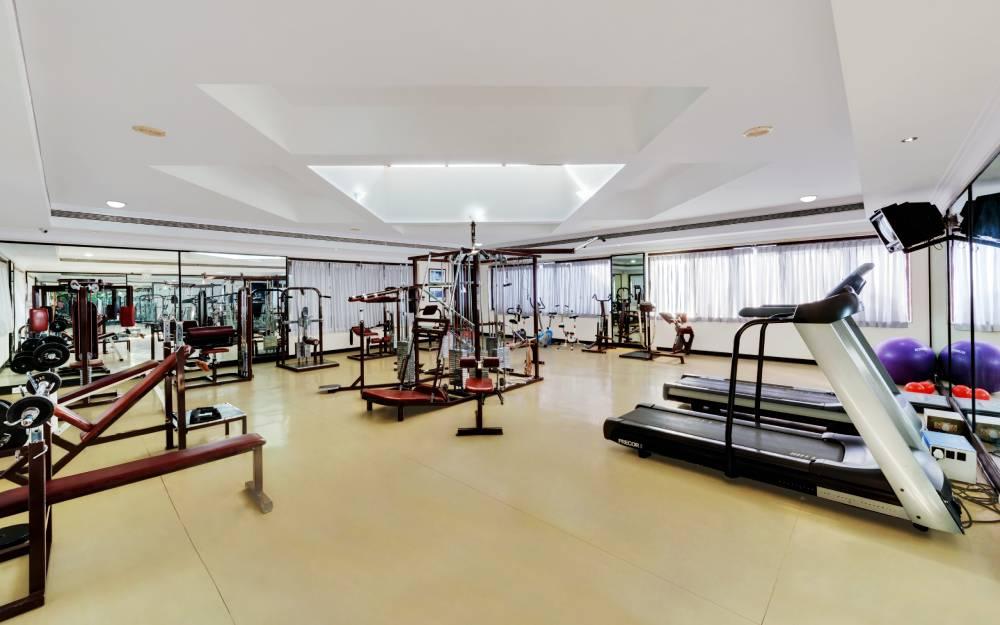 Gym facility ambassador ajanta aurangabad - The Ambassador | Heritage Hotels in Mumbai, Aurangabad, Chennai - Facilities