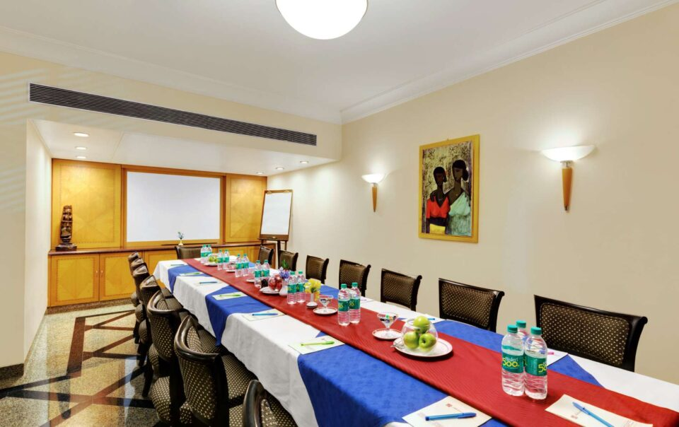 Meeting Room exterior ambassador ajanta aurangabad - The Ambassador | Heritage Hotels in Mumbai, Aurangabad, Chennai - Ambassador Ajanta Aurangabad