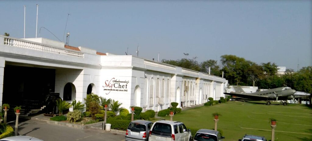 Our Story Delhi Flight Kitchen - The Ambassador | Heritage Hotels in Mumbai, Aurangabad, Chennai - Our Story