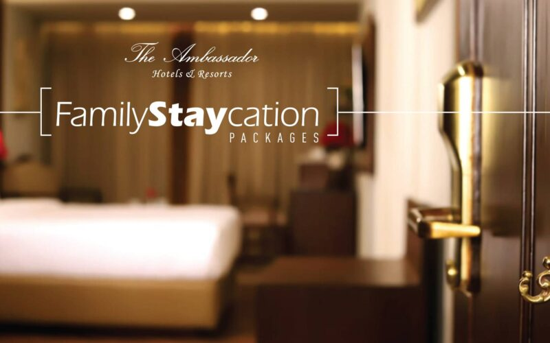 Drivecation – Staycation Package