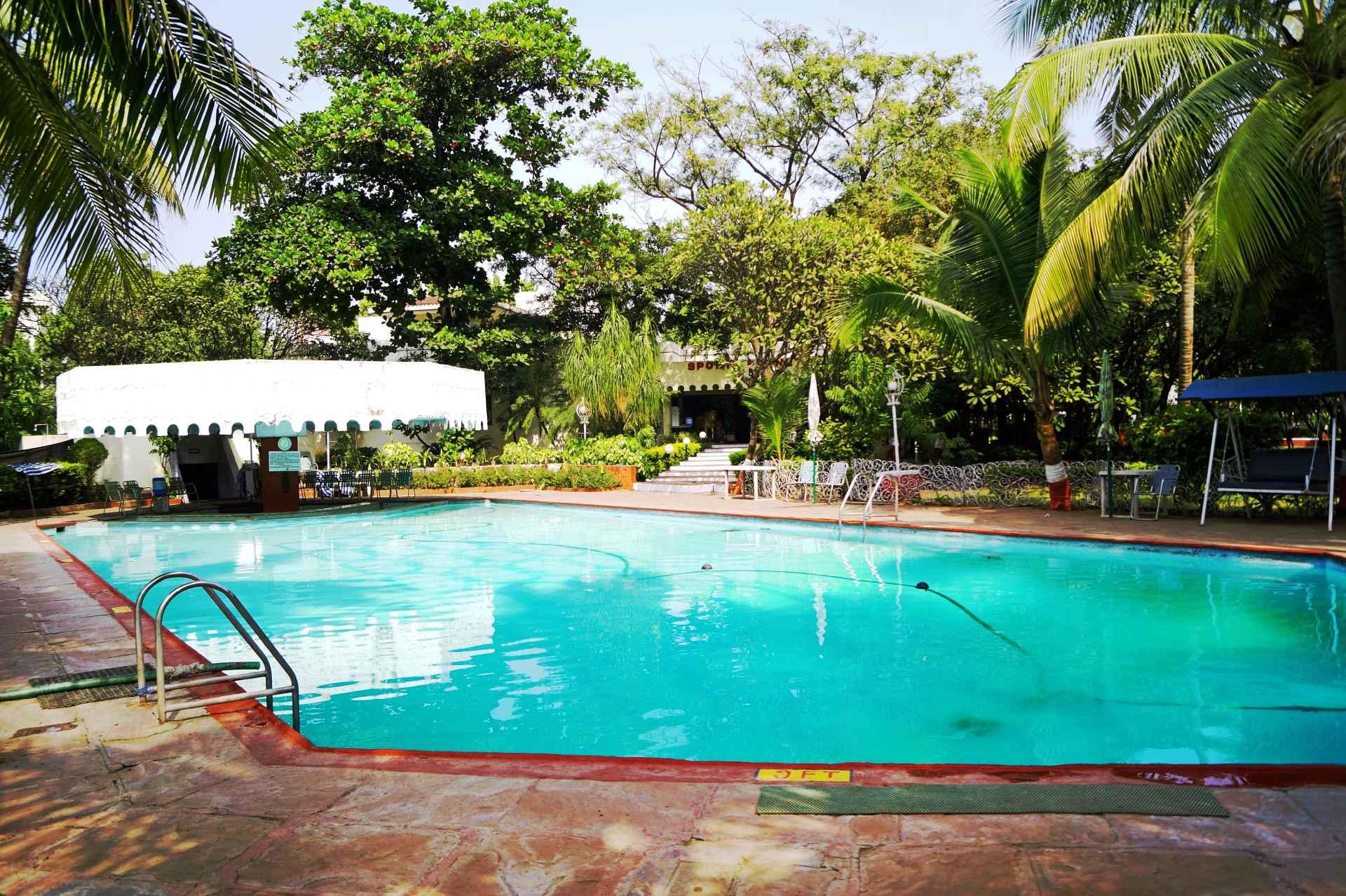Swimming Pool ambassador ajanta aurangabad 2 - The Ambassador | Heritage Hotels in Mumbai, Aurangabad, Chennai - Blogs