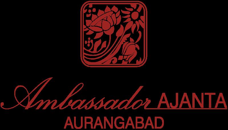 aurangabad color ambassador ajanta logo full - The Ambassador | Heritage Hotels in Mumbai, Aurangabad, Chennai - Ambassador Ajanta Aurangabad