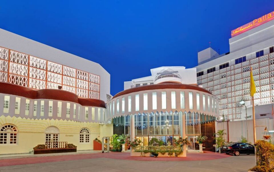 chennai exterior ambassador pallava - The Ambassador | Heritage Hotels in Mumbai, Aurangabad, Chennai - Newsroom