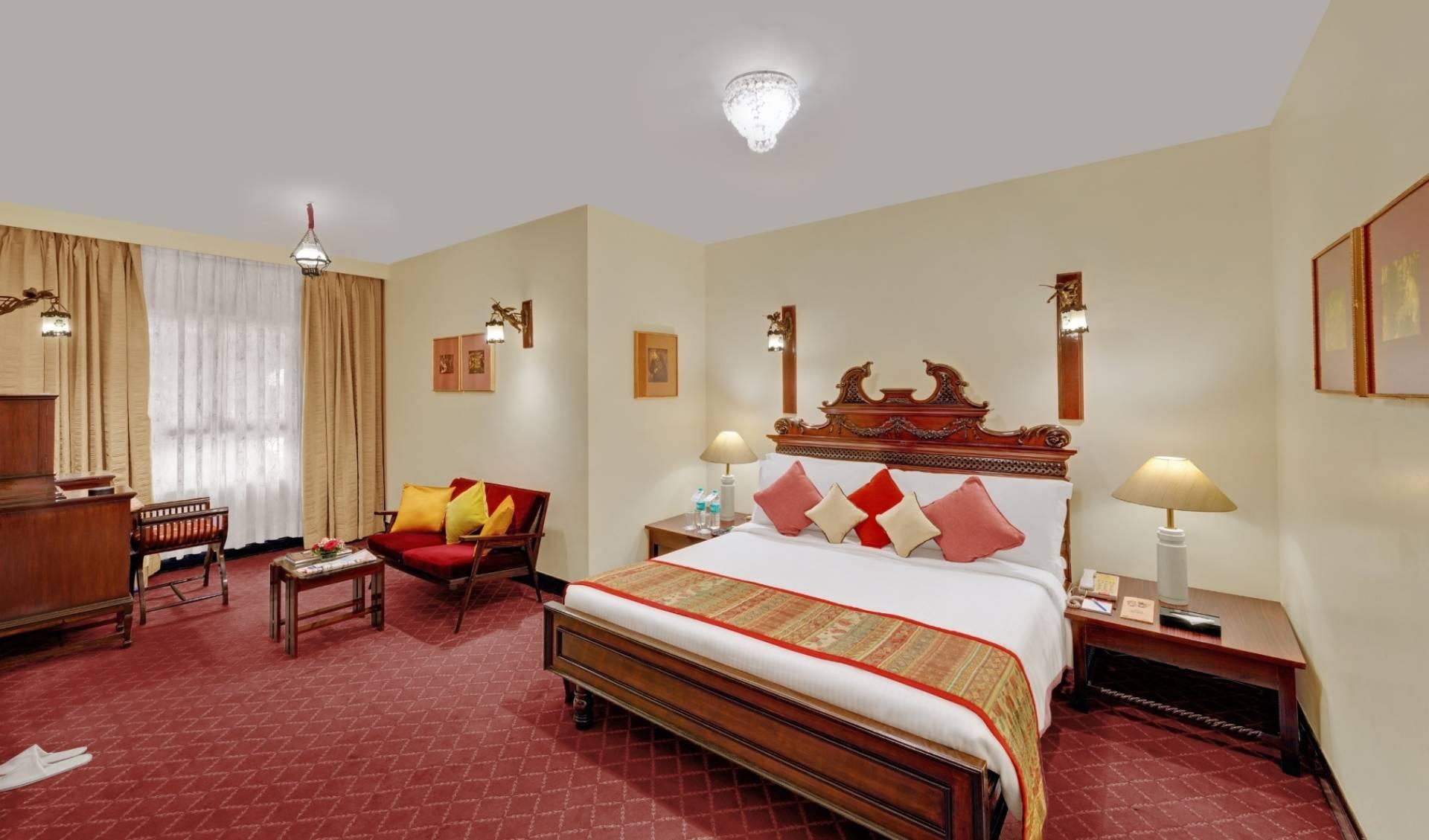 chennai pallava suite ambassador pallava bed - The Ambassador | Heritage Hotels in Mumbai, Aurangabad, Chennai - Ambassador Pallava Chennai