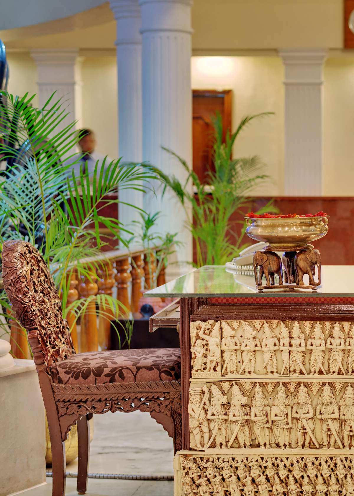 chennai reception 10x14 1 - The Ambassador | Heritage Hotels in Mumbai, Aurangabad, Chennai - Ambassador Pallava Chennai