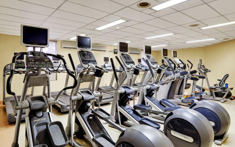 fitness center - The Ambassador | Heritage Hotels in Mumbai, Aurangabad, Chennai - Facilities