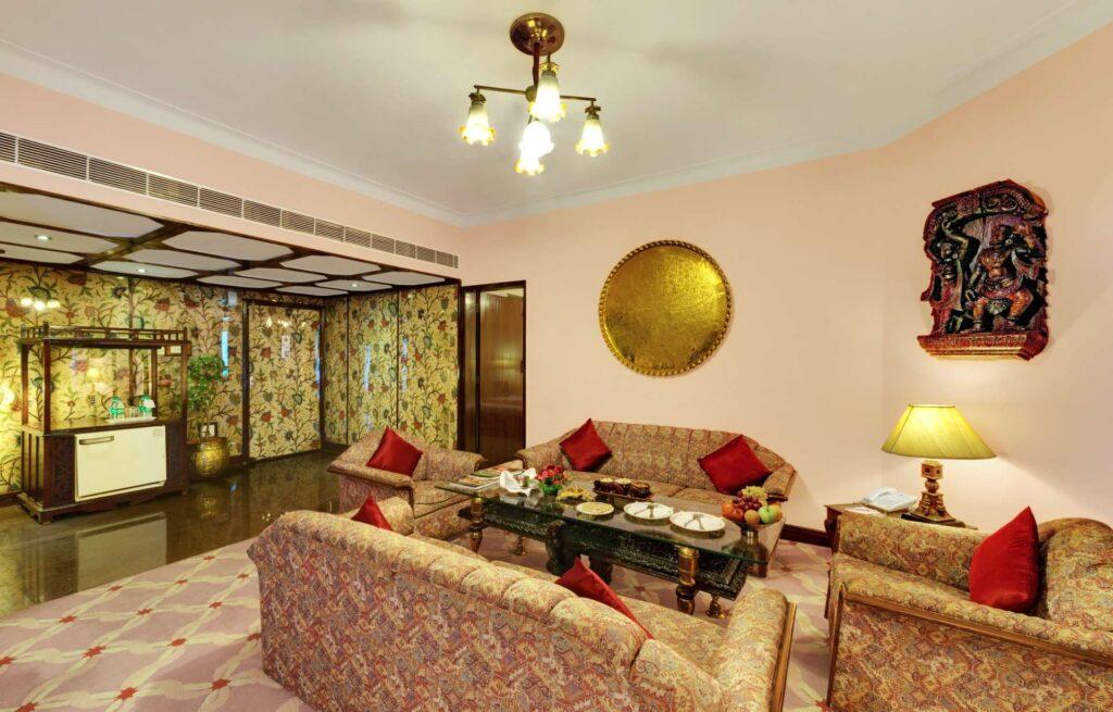presidential suite 2 ambassador ajanta aurangabad - The Ambassador   Heritage Hotels in Mumbai, Aurangabad, Chennai - Presidential Suite