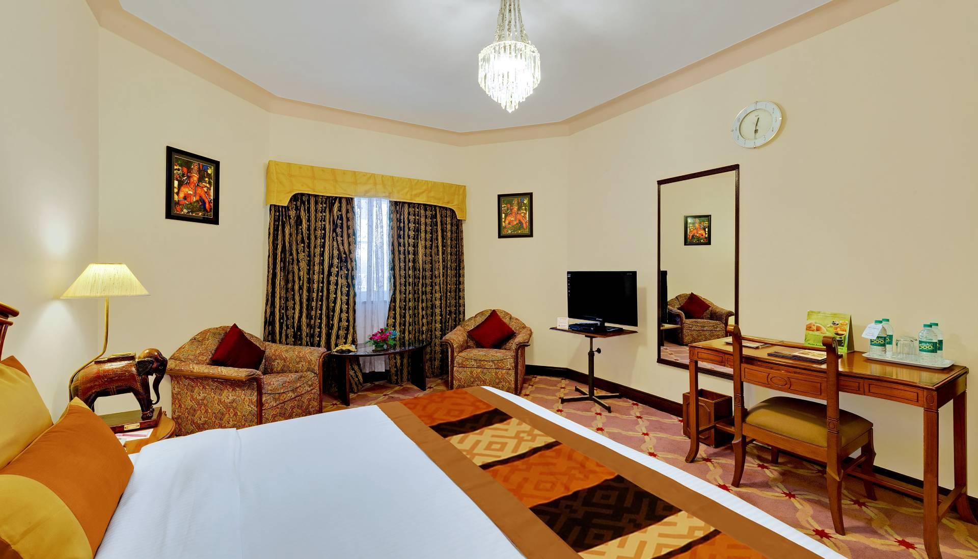 presidential suite 3 ambassador ajanta aurangabad - The Ambassador   Heritage Hotels in Mumbai, Aurangabad, Chennai - Presidential Suite