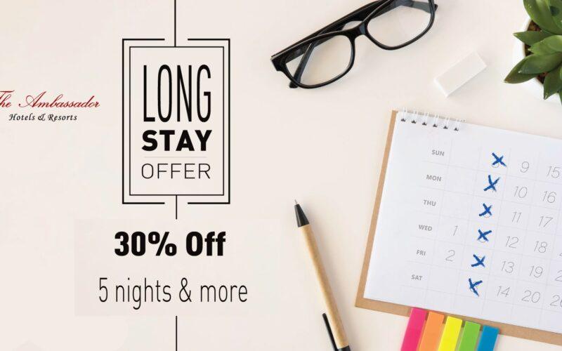 Long Stay Offer