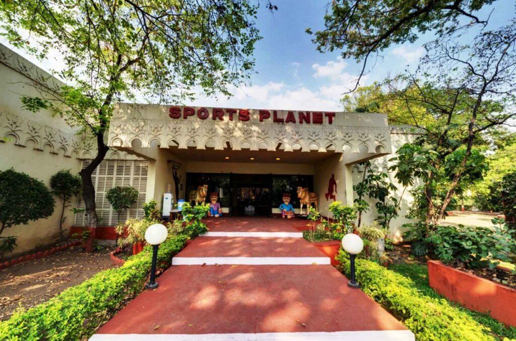 sports planet - The Ambassador | Heritage Hotels in Mumbai, Aurangabad, Chennai - Facilities