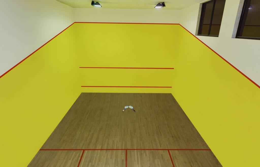squash court 1 - The Ambassador | Heritage Hotels in Mumbai, Aurangabad, Chennai - Facilities