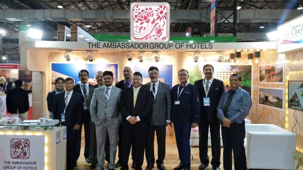 Bombay Exhibition OTM 2019 - The Ambassador | Heritage Hotels in Mumbai, Aurangabad, Chennai - The Ambassador Group of Hotels – A Key participant at OTM 2019, Mumbai
