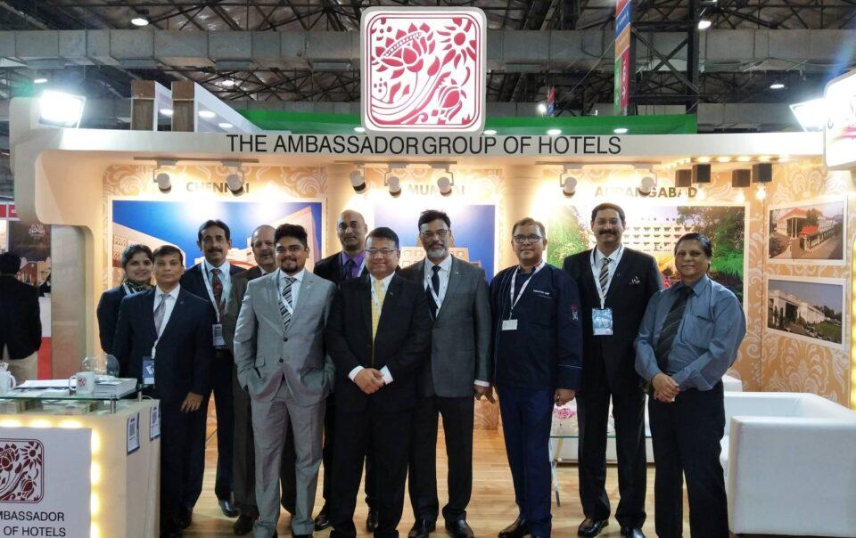 Bombay Exhibition OTM 2019 - The Ambassador | Heritage Hotels in Mumbai, Aurangabad, Chennai - Newsroom