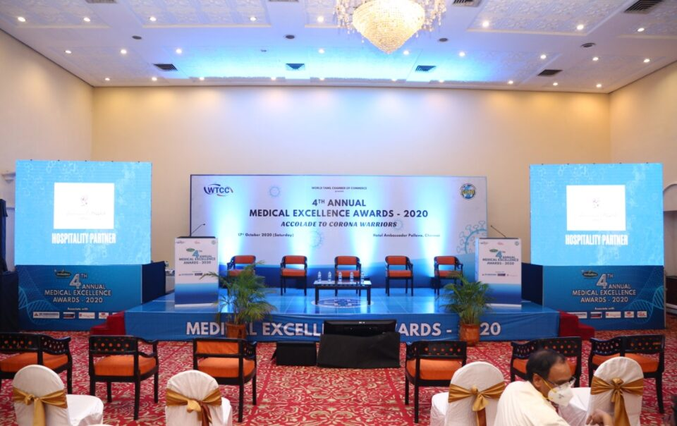 Comforter Award 04 - The Ambassador | Heritage Hotels in Mumbai, Aurangabad, Chennai - Newsroom