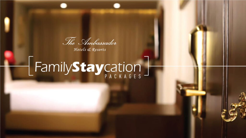 Staycation Creative copy 01 - The Ambassador   Heritage Hotels in Mumbai, Aurangabad, Chennai - Drivecation - Staycation Package