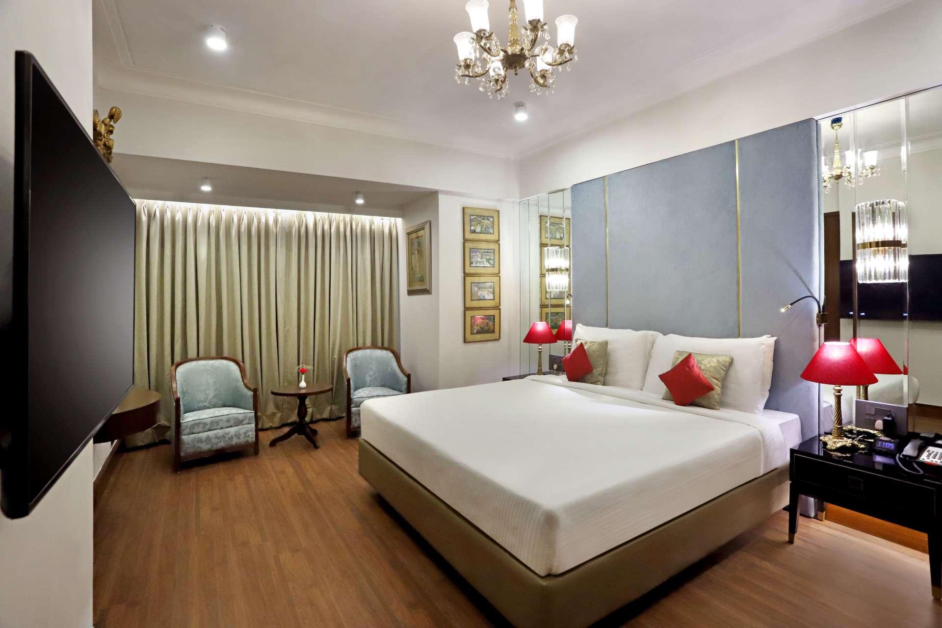 luxury room 506 ambassador hotels 6 - The Ambassador | Heritage Hotels in Mumbai, Aurangabad, Chennai - Luxury Suite