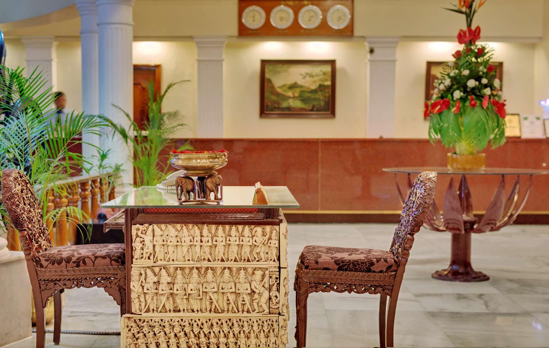 reception ambassador pallava chennai - The Ambassador | Heritage Hotels in Mumbai, Aurangabad, Chennai - Demo Group Home Page