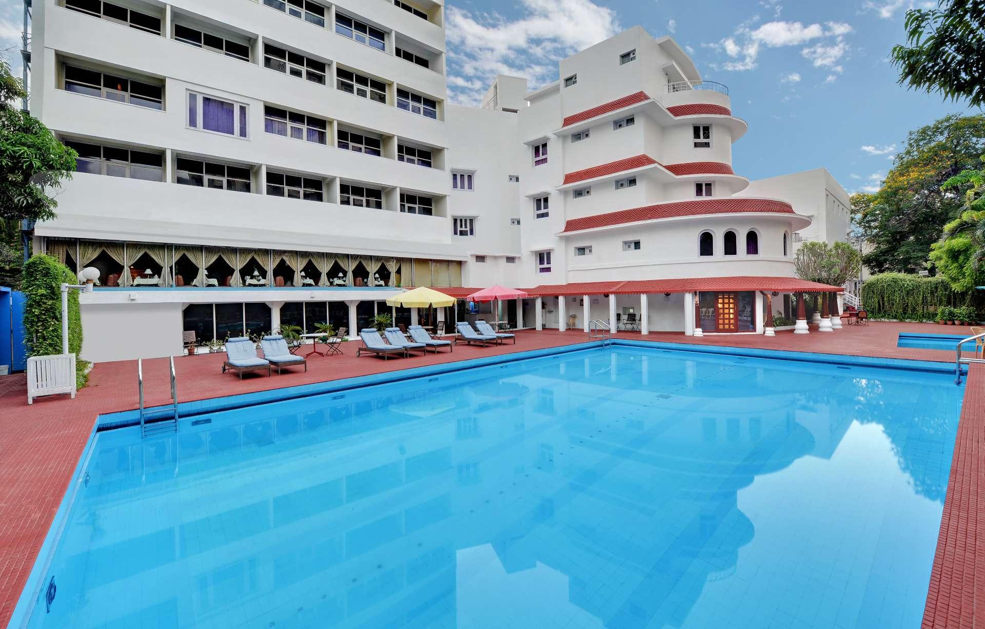 swimming pool ambassador pallava chennai - The Ambassador | Heritage Hotels in Mumbai, Aurangabad, Chennai - Ambassador Pallava Chennai
